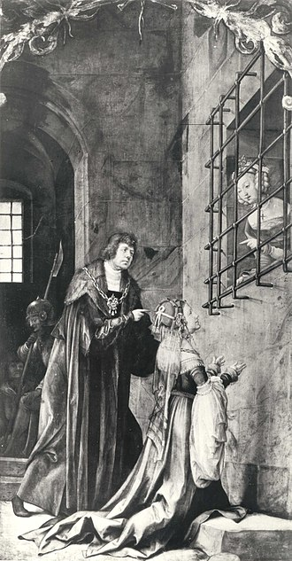 Hans von Kulmbach - Image: Suess Conversion of Empress