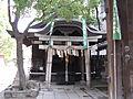 Sugawara-jinja (Sakai, Osaka) Yakuso jinja.jpg