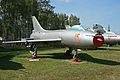 Sukhoi Su-7BKL Fitter 15 red (9967935843).jpg