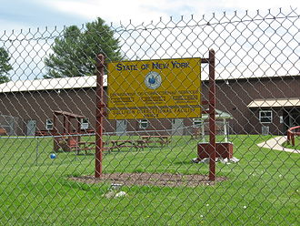 Sullivan Correctional Facility - The prison annex