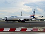 SunExpress, Boeing 737-800, TC-SNP (14117583276).jpg