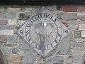 Sundial , St.Peter's , Bishopton. - geograph.org.uk - 187054.jpg