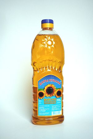 Cooking oil - Sunflower seed oil