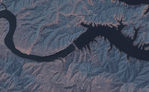 Sup'ung Dam seen from a satellite.png