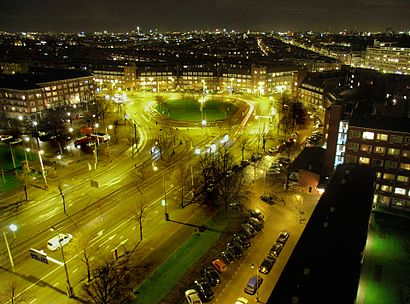 How to get to Surinameplein with public transit - About the place