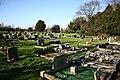 Sutterton cemetery - geograph.org.uk - 733247.jpg