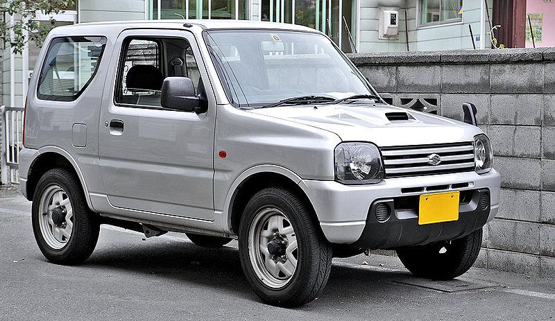 Suzuki Model Us Anaza