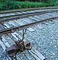 Switch stand by the Washington Secondary Rail Trail 1.jpg