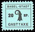 Switzerland Basel 1942 Tourism revenue 20Rp - 2a.jpg
