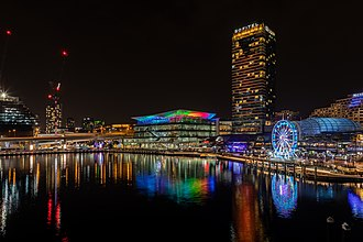 Darling Harbour is a notable tourist hotspot Sydney (AU), Darling Harbour -- 2019 -- 3193-5.jpg