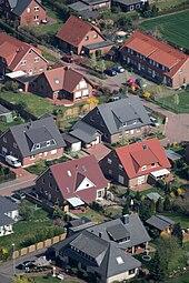 Offene bauweise baurecht wikipedia for Hausformen in deutschland