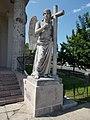 Szent Anna-plébániatemplom angyalszobor (Herczog György, 1837), Esztergom.jpg