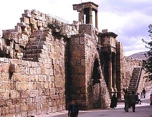 Solomon (Byzantine general) - Image: Tébessa.4