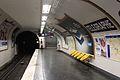Télégraphe (Paris métro) quai Lilas par Cramos.JPG