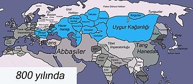 332 TÜRKMENİSTANA BİR GEZİ  Yeniden Ergenekon