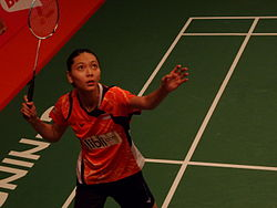 TOTAL BWF World Champs 2015 Day 2 GE Widjaja.jpg