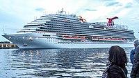 Vistaclass Cruise Ship Carnival Wikipedia - Carnival cruise ships wiki