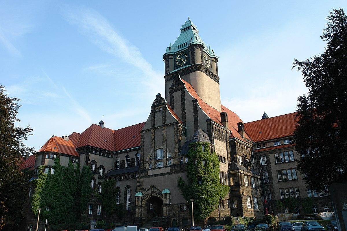 Tu Dresden Wikipedia