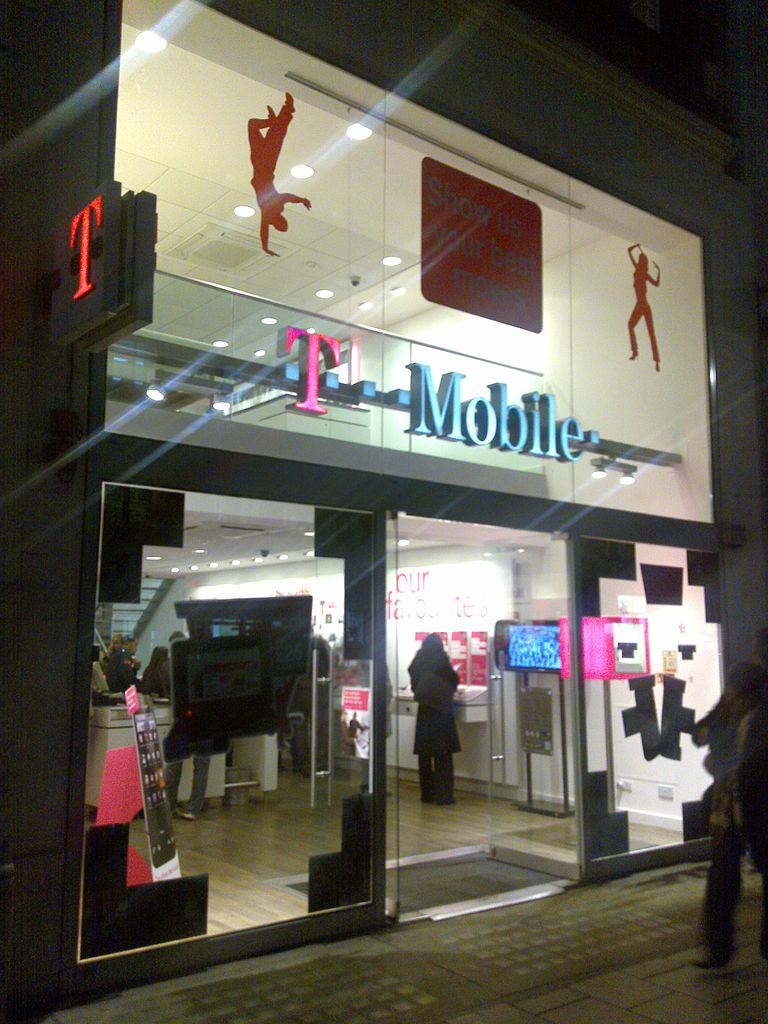 Find your nearest T-Mobile store locations in London, Greater London.