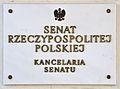 Tablica Kancelaria Senatu.JPG