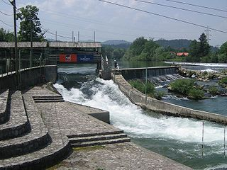 Tacen Whitewater Course