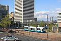 Tacoma Link approaches S 13th Street.jpg