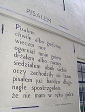 Tadeusz Różewicz Wikipedia Wolna Encyklopedia