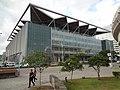 Taipei Nangang Exhibition Center, Hall 2 construction site 20181021.jpg