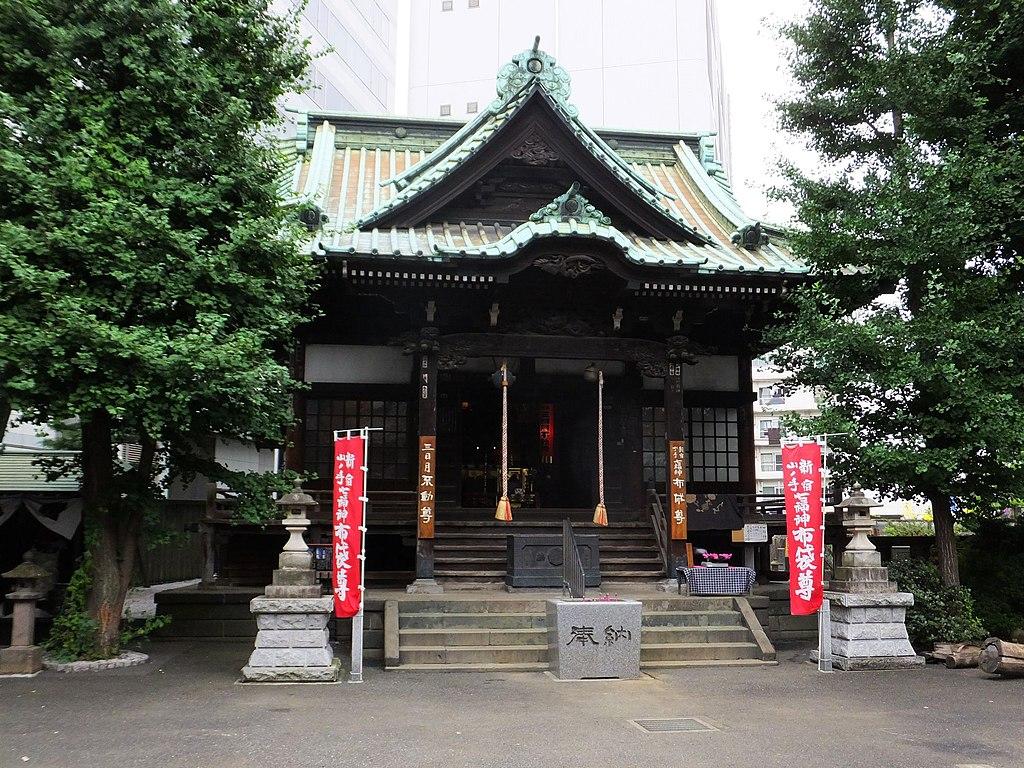 Taiso-ji temple, Shinjuku 03