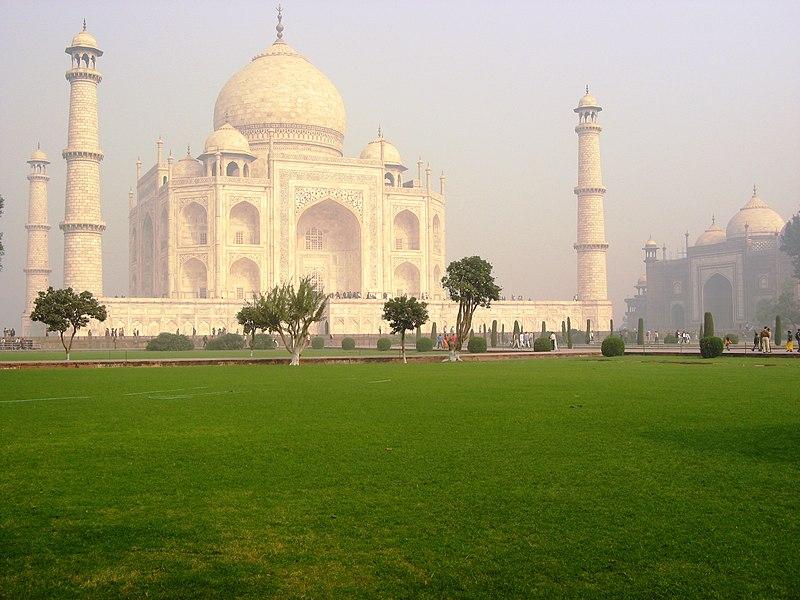 Wonderful Places In Asia Taj Mahal India