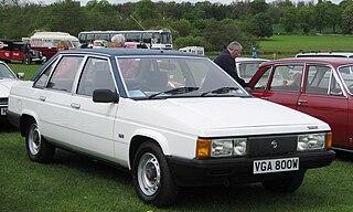 Talbot Tagora car model