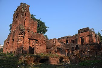 Tamluk Rajbari ruins at Tamluk town located under Purba Medinipur district in West Bengal 04.jpg