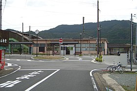 Image illustrative de l'article Gare de Tamba-Takeda