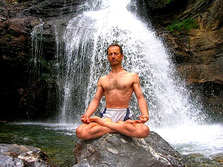 Padmasana or Lotus pose - Asana