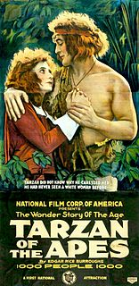 Tarzan in film, television and other non-print media Wikimedia list article
