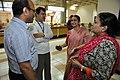 Tea Break Discussion - VMPME Workshop - Science City - Kolkata 2015-07-17 9591.JPG