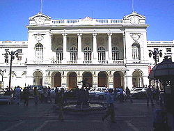 Municipal Theatre of Santiago
