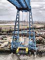 Teesise Transport Bridge, 1 February 2009.jpg