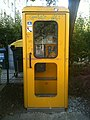 Telephone booth in Steinstrasse, Leipzig - panoramio (23).jpg