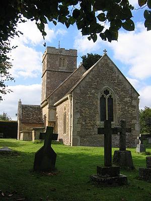 Tellisford - Image: Tellisford All Saints