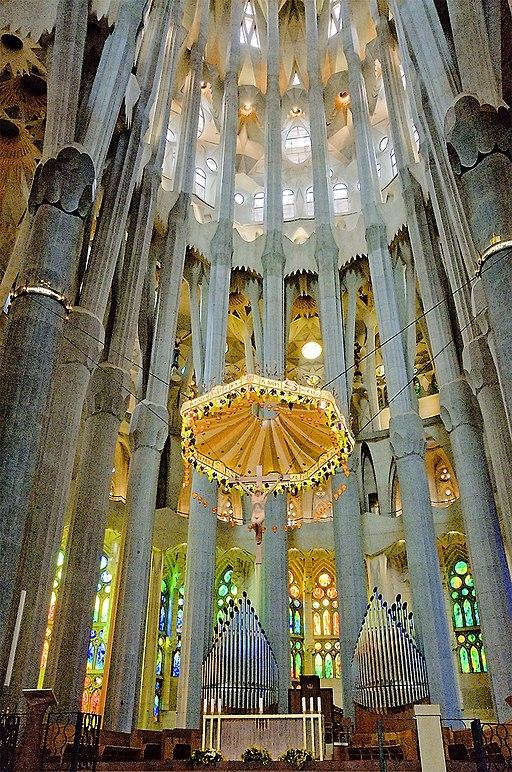 Temple Expiatori de la Sagrada Família (Barcelona)