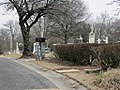 Temple Israel Cemetery at 1708 Hernando Road in Memphis, Tennessee.jpg