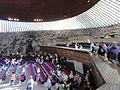 Temppeliaukio Church - balcony - DSC04481.JPG