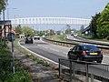 Tempsford pedestrian bridge - geograph.org.uk - 1284702.jpg