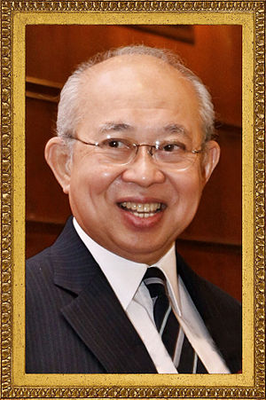 Tengku Razaleigh Hamzah - Image: Tengku Razaleigh Hamzah