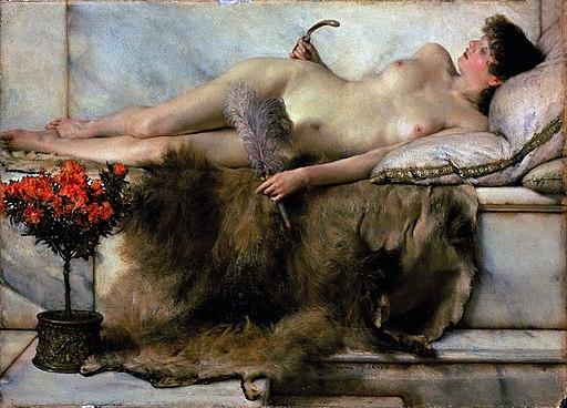 Tepidarium Lawrence Alma-Tadema (1836-1912)