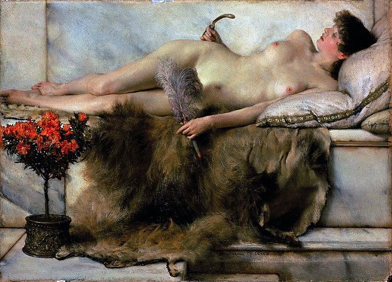 ファイル:Tepidarium Lawrence Alma-Tadema (1836-1912).jpg