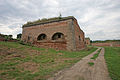 Terezín - Hlavní pevnost, úplné opevnění 18.JPG