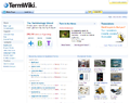 TermWiki homepage.png
