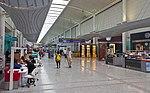 Terminal 1, Toronto Pearson International Airport, angled view.jpg